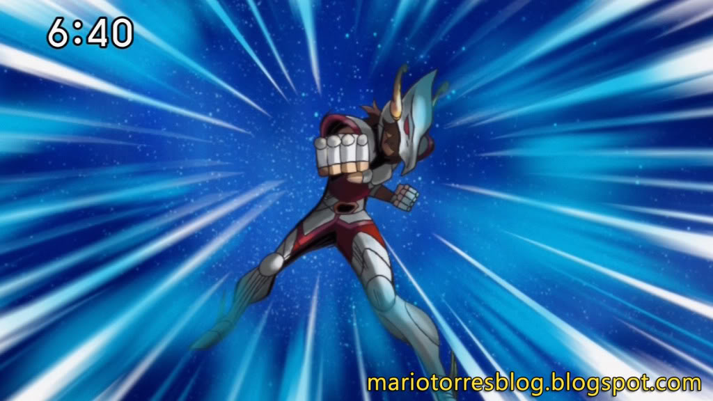 Saint Seiya Ω: Episodio 07 subtitulado al español Seiya3