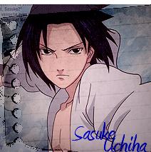 Sasuke Uchiha (informacion) Sasu