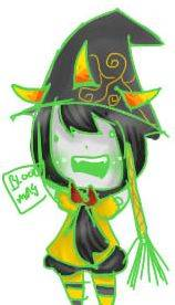 My Art  - Page 7 Witch2