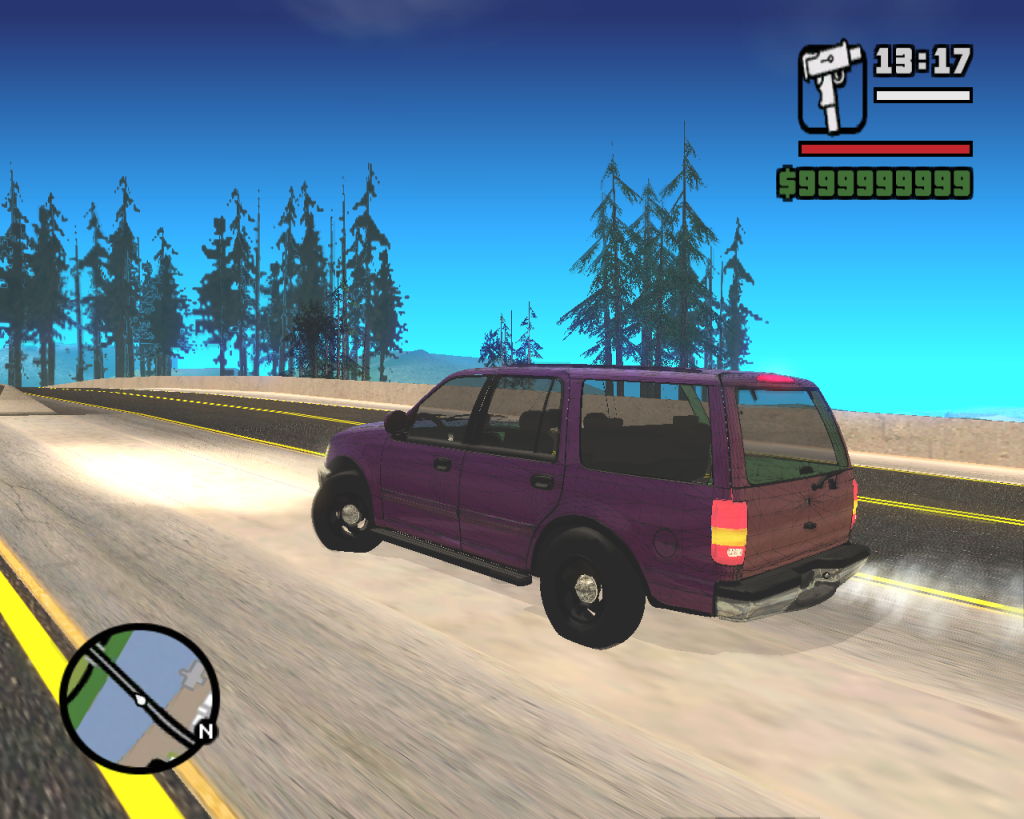 1999 Expedition First Look Gta_sa2012-03-2512-58-50-91