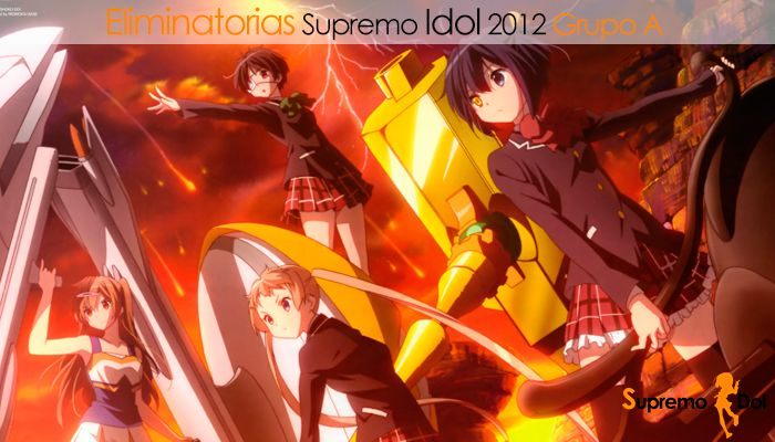 Eliminatorias a Supremo Idol 2012 Grupo A
