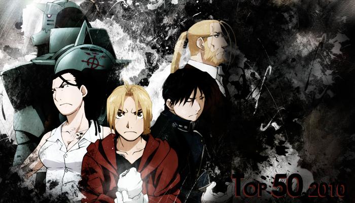 TOP 50 Los mejores Animes del 2010 segun Supremo no Fansub