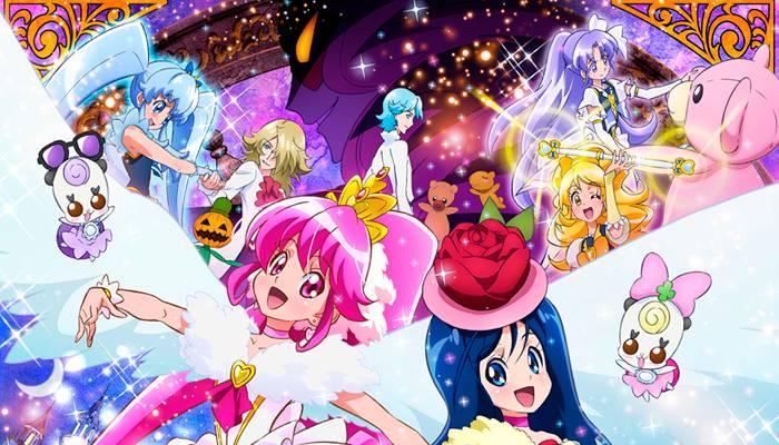 Eiga HappinessCharge Precure!: Ningyou no Kuni no Ballerina