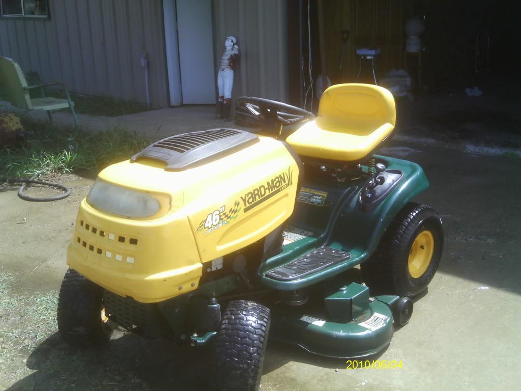 My Tractors 2006Yard-ManByMTD20-463-1