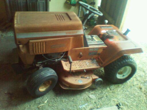 1986 MTD Montgomery Wards Industrial Commercial 226702_404291926320230_1347528929_n