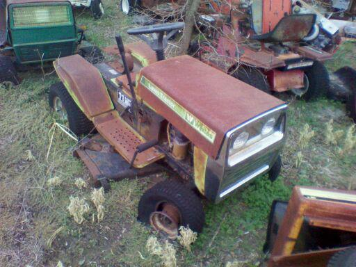Might Get This Wizard Lawn Tractor 28062_385419691540787_877005172_n