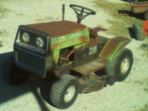 Might Get This Wizard Lawn Tractor 44601_394746173941472_1345276271_n