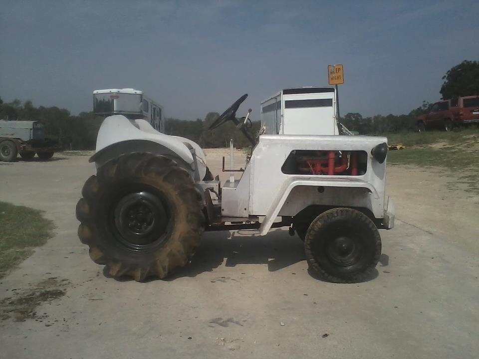 Homemade Garden Tractor 550830_445773525468170_1290789719_n