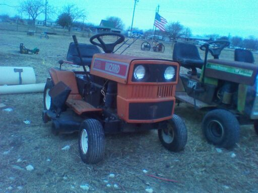 Might Get This Wizard Lawn Tractor 3n33Fe3J25N45E55U6d11f6f17f3aaa53195d