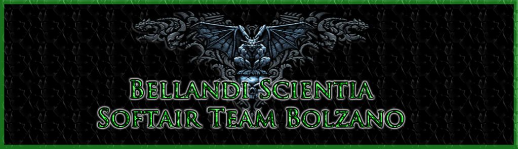 Bellandi Scientia: Softair Team Bolzano