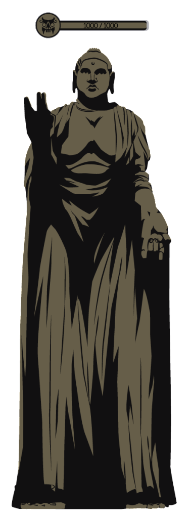 Buda Gigante Gantz