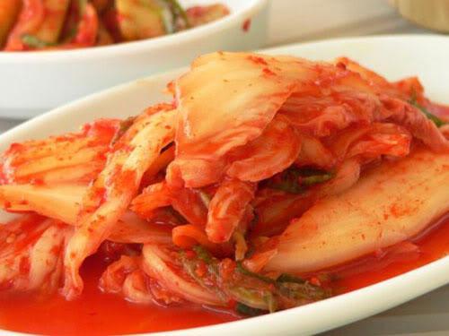 [Giới thiệu] Món ăn Tết cổ truyền ở một số nước châu Á Kim_chi_han_quoc