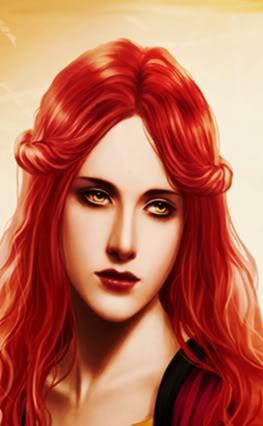Descargar los Portraits personalizados de cada personaje Amarant