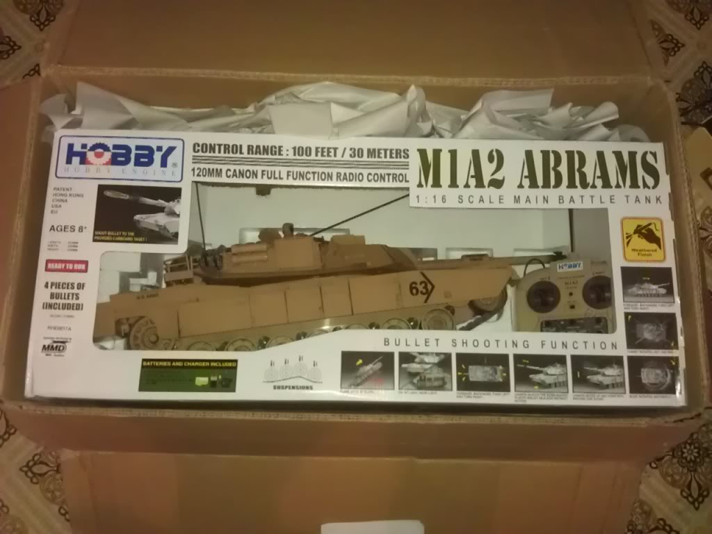 Hobby Engine M1A1 Abrams!!! (in time for Memorial Day) IMAG0666