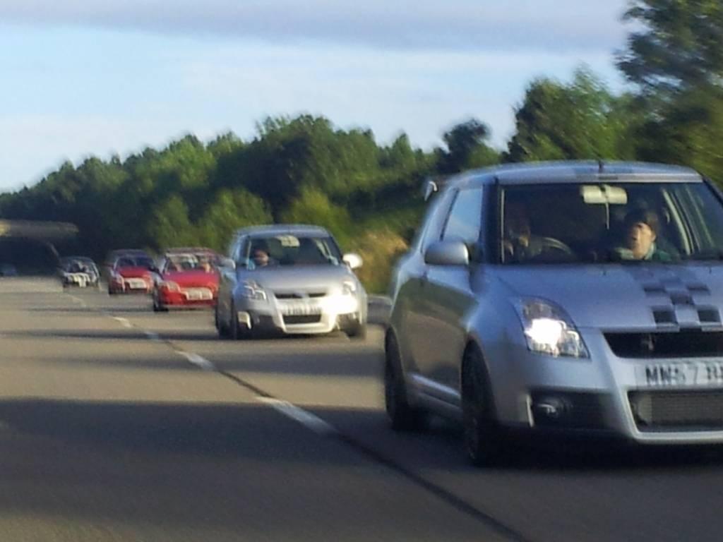 Pics from Suzuki Day 2012  20120819_073855