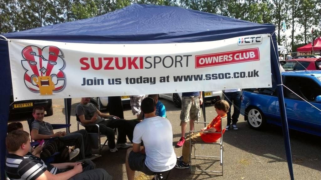 Pics from Suzuki Day 2012  IMAG0273