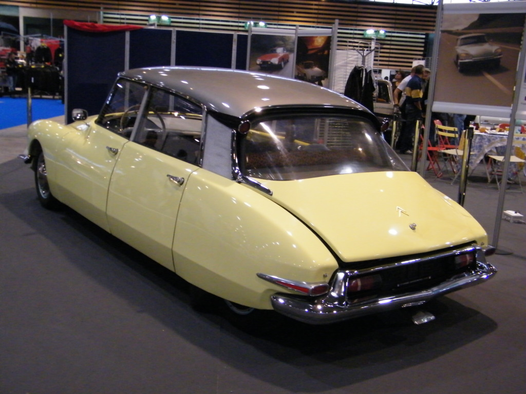 Plusieurs photos : Citroen DS (1955-1976) DSCF4174
