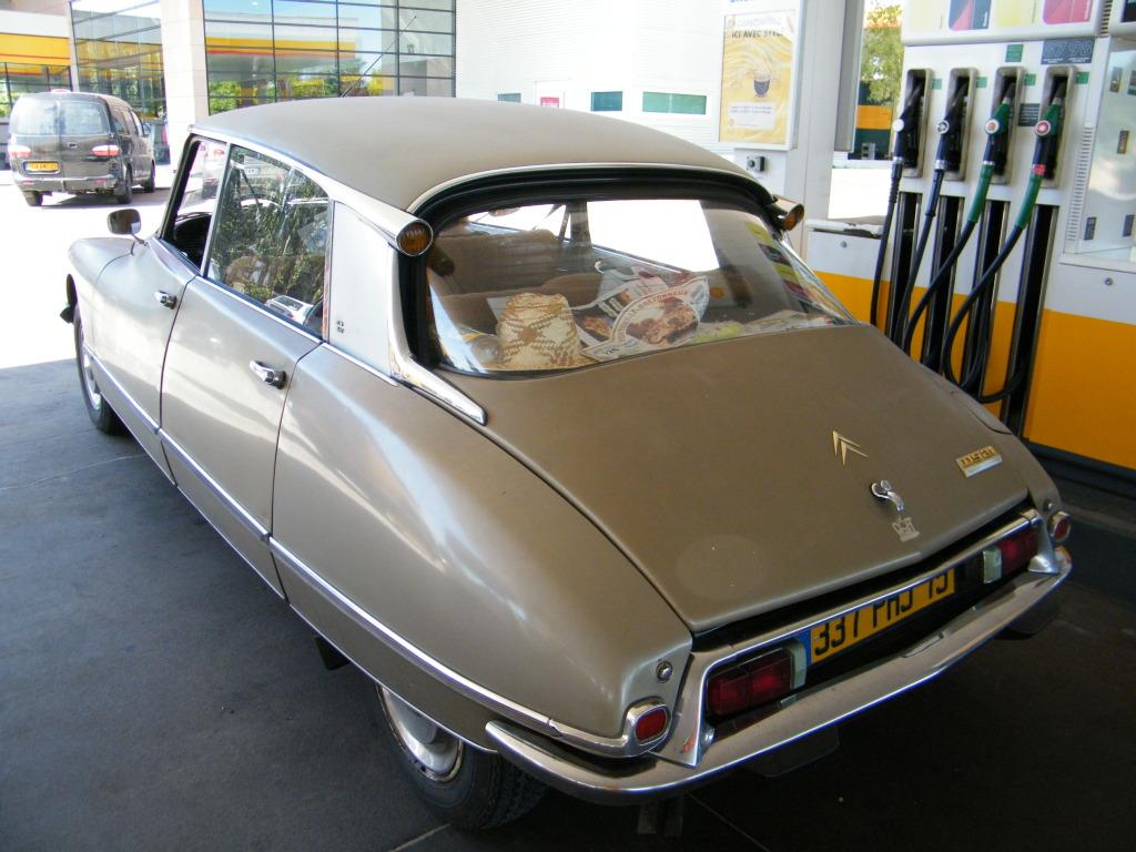 Plusieurs photos : Citroen DS (1955-1976) DSCF7853