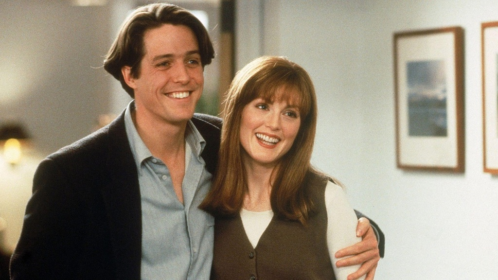 Nine Months (1995) One of Chris Columbus's best romantic comedy Nine-months-1995