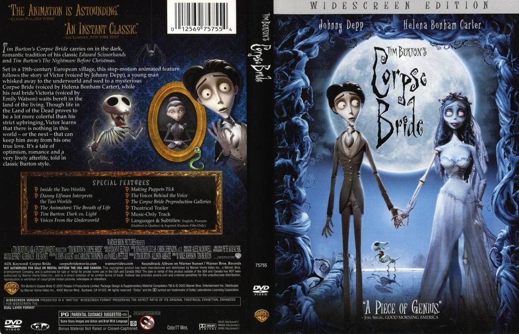 Corpse Bride (2005) Tim Burton Corpse.Bride-DVDcover