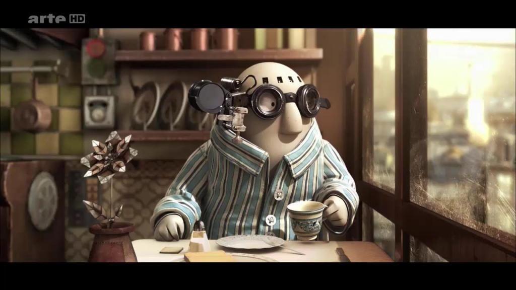 Mr.Hublot (2013) Winner of The Oscars MrHublot02