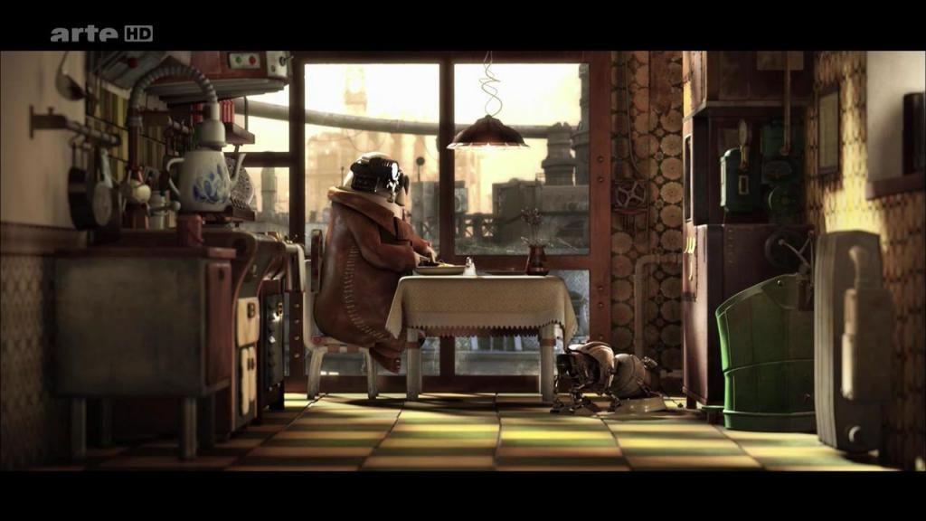 Mr.Hublot (2013) Winner of The Oscars MrHublot03