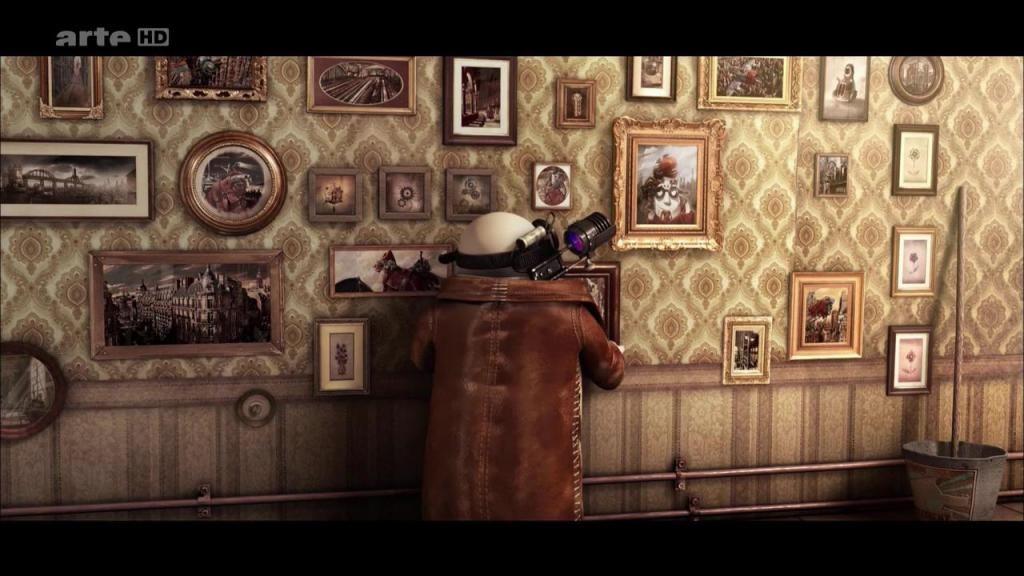Mr.Hublot (2013) Winner of The Oscars MrHublot04