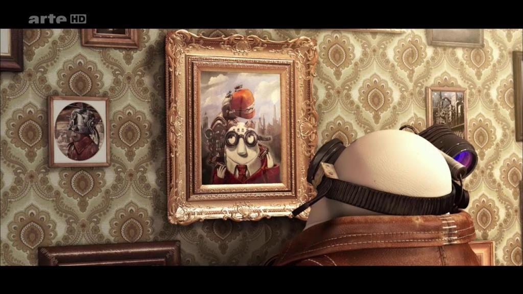 Mr.Hublot (2013) Winner of The Oscars MrHublot05