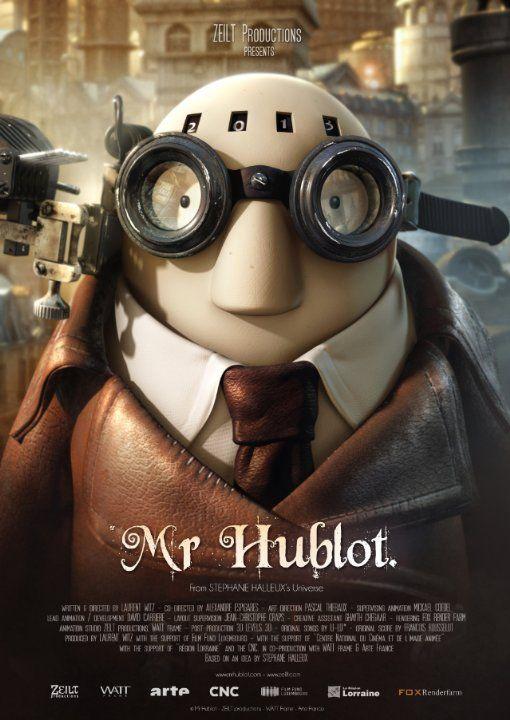 Mr.Hublot (2013) Winner of The Oscars MrHublot2013