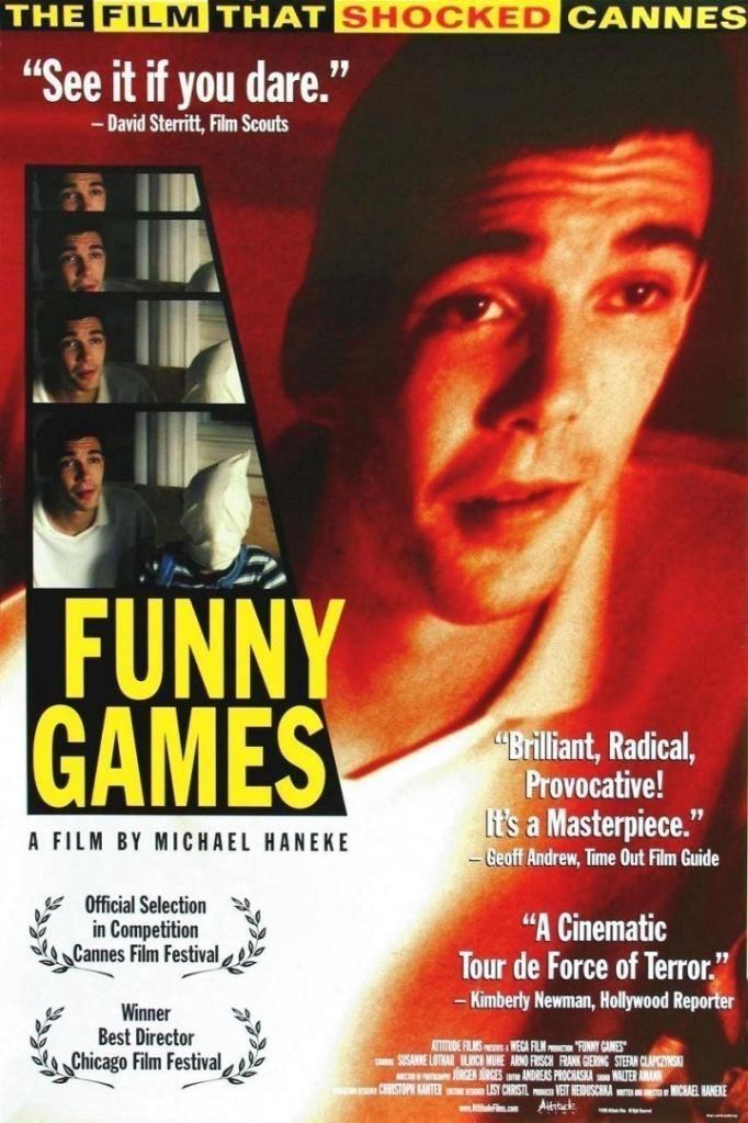 Funny Games (Austria, 1997) Michael Haneke Funny.Games.German97