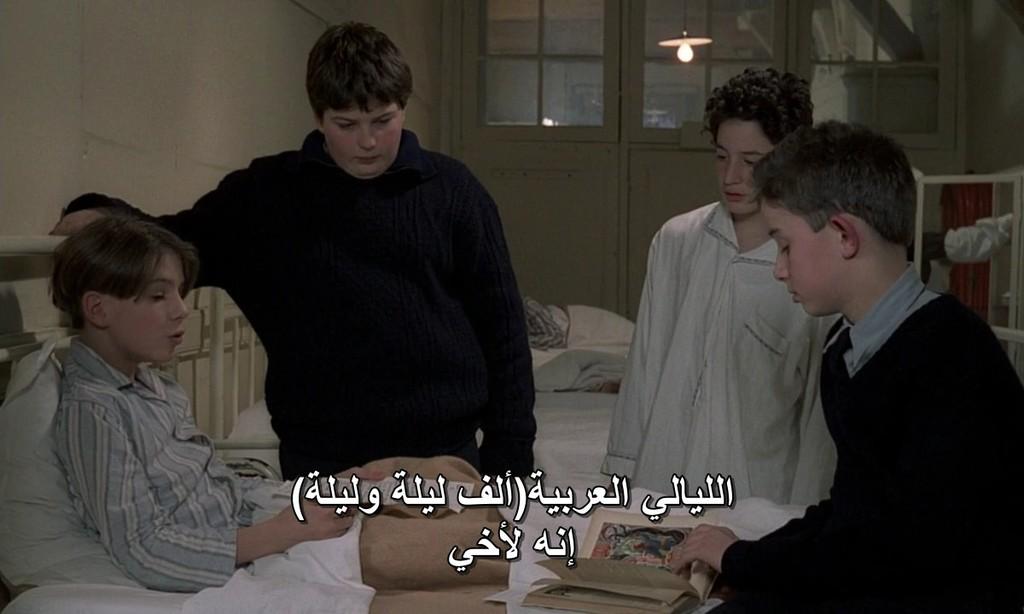 Au Revoir Les Enfants (1987) thumbz up وداعـاً يا أطـفـال Les.Enfants.05