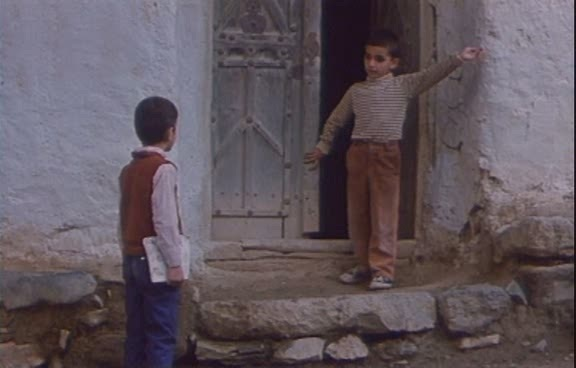 Where is the friend's home (1987) Abbas Kiarostami Doust.Kodjast.05