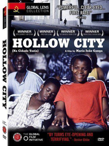 Na Cidade Vazia (Angola, 2004) director Maria João Ganga Hollow.City-Angola.2004