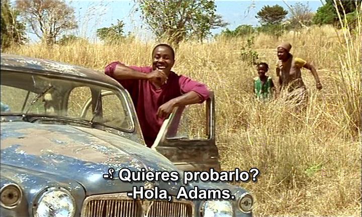 Kini & Adams (BurkinaFaso, 1997) Idrissa Ouedraogo Kini.03