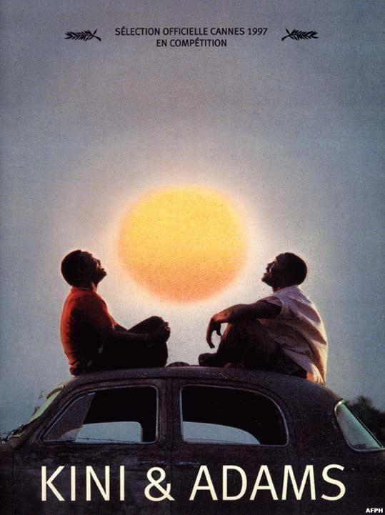 Kini & Adams (BurkinaFaso, 1997) Idrissa Ouedraogo Kini.Adams.97