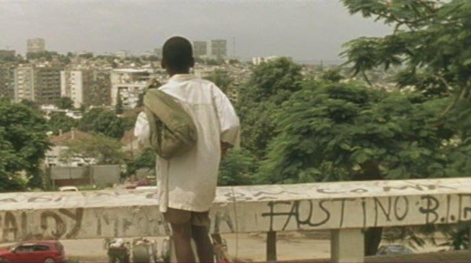 Na Cidade Vazia (Angola, 2004) director Maria João Ganga Na.Cidade.07