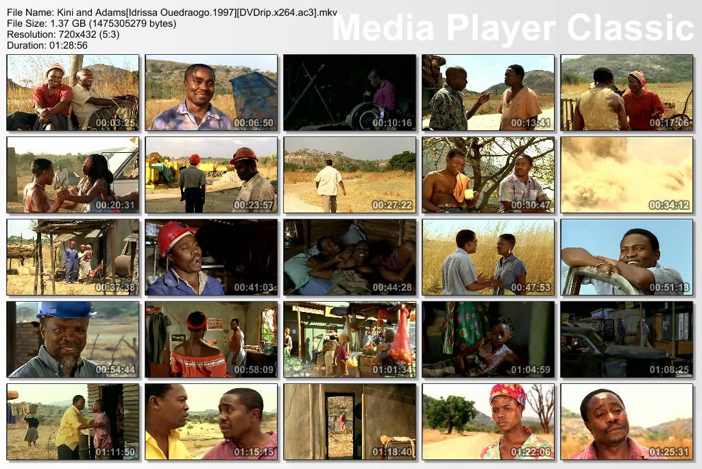 Kini & Adams (BurkinaFaso, 1997) Idrissa Ouedraogo Thumbs-Kini.N.Adam