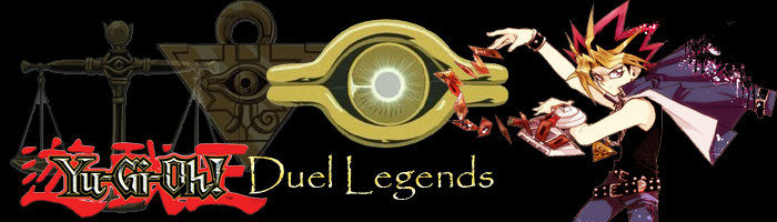 Yu-Gi-Oh: Duel Legends.