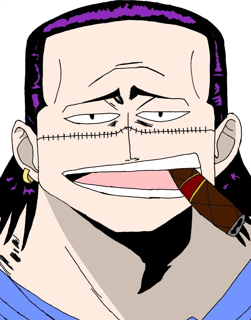 Mis dibujos de One Piece 151624de