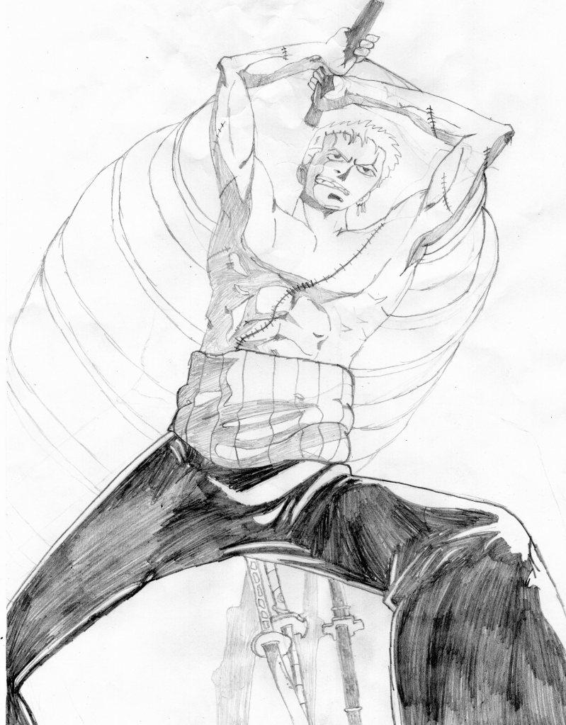 Mis dibujos de One Piece Df546178