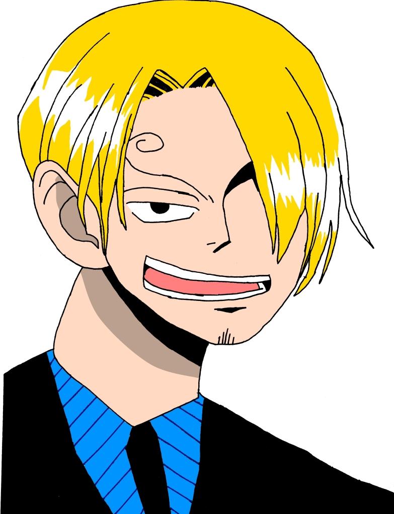 Mis dibujos de One Piece Fda17cf4