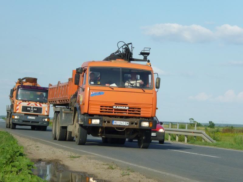 Kamaz kamioni P1030031