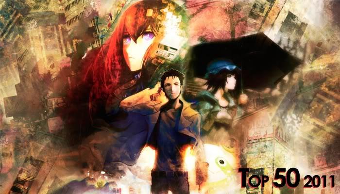 TOP 50 Los mejores Animes del 2011 segun Supremo no Fansub