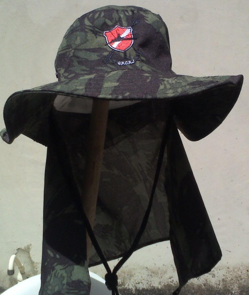Boné Legionário Chapéu Australiano CPCRJ IMG146