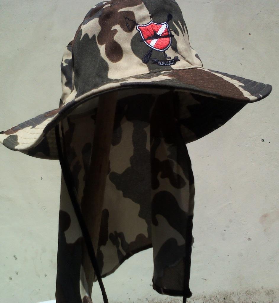 Boné Legionário Chapéu Australiano CPCRJ IMG147
