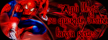 Firmas Spiderman