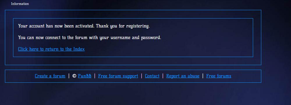 User Activation error Activated_zpspgj7m5my