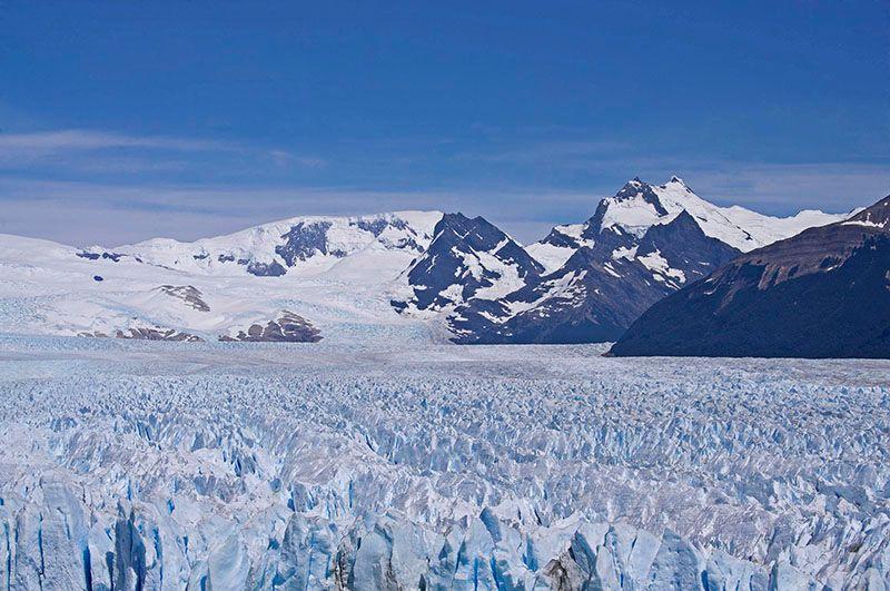 El Galciar desde cerquita GlaciarPM