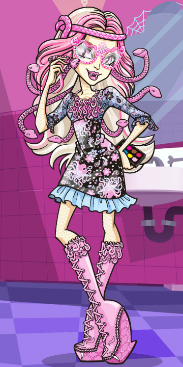 Monster High Ships Hero-Viperine-Character_tcm577-206831
