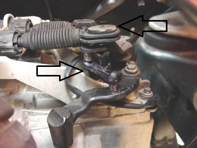 (W168): Letra F no painel - Classe A câmbio semiautomático - Página 3 Gearselectorlinkage_zps72096cfdflecha_zps90ef6d61